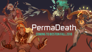 Librettist Cerise Jacobs Collaborates with Visual Art and Technical Virtuosos for Video Game Opera PermaDeath