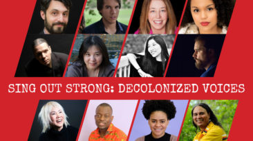 Press Release: Second Season of White Snake Projects Community Engagement Initiative, Sing Out Strong: DeColonized Voices, Moves Online