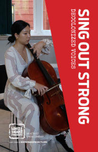 Sing Out Strong: DeColonized Voices Program Cover