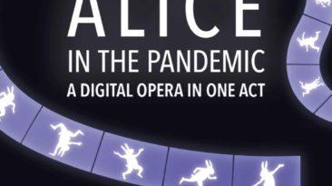 """""""Alice in the Pandemic"""" Program Book"""