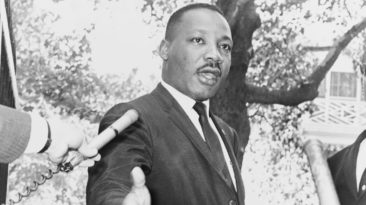 On Martin Luther King, Jr.