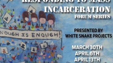 Program Book: Understanding and Responding to Mass Incarceration