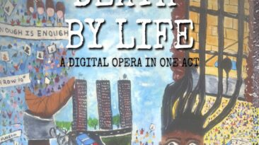 """Program Book: """"Death By Life"""""""